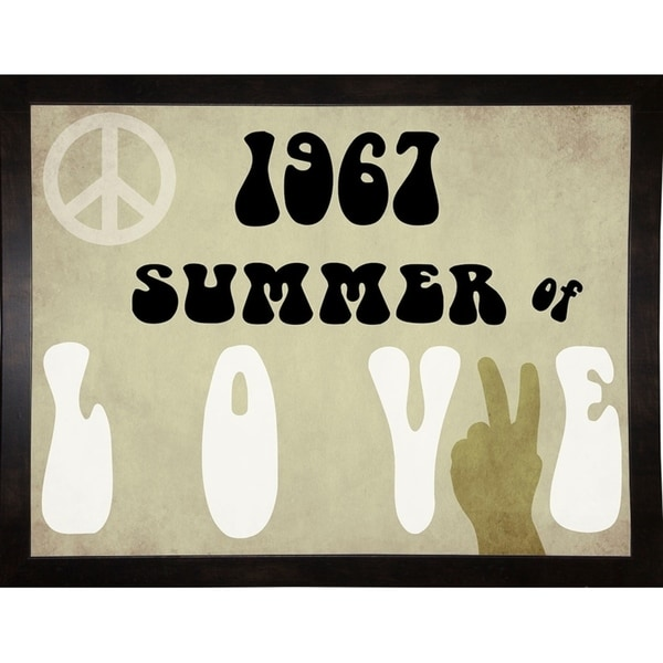 "Summer of Love-COLBAK112166 Print 15""x20"" by Color Bakery"