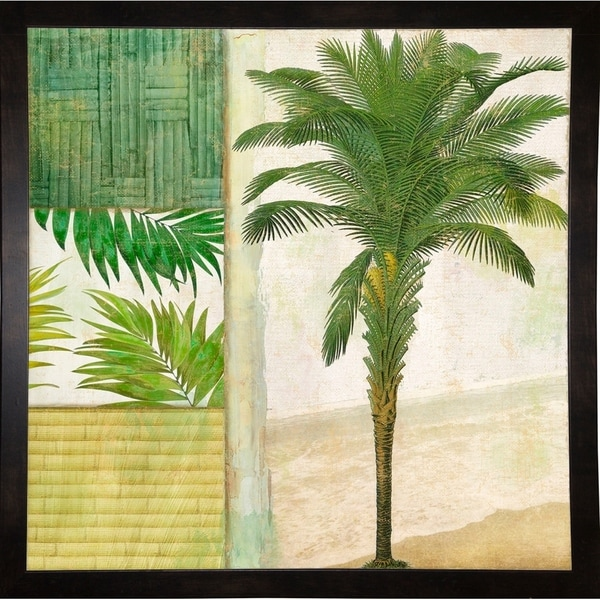 """Paradise I-COLBAK127103 Print 24""""x24"""" by Color Bakery"""