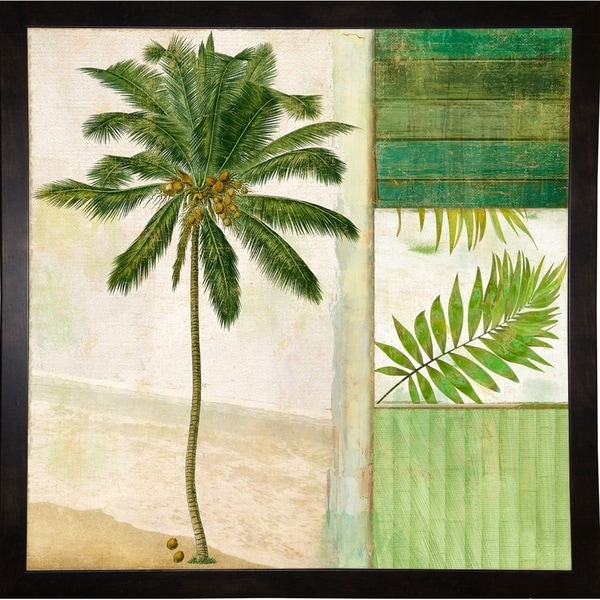 """Paradise II-COLBAK127104 Print 24""""x24"""" by Color Bakery"""