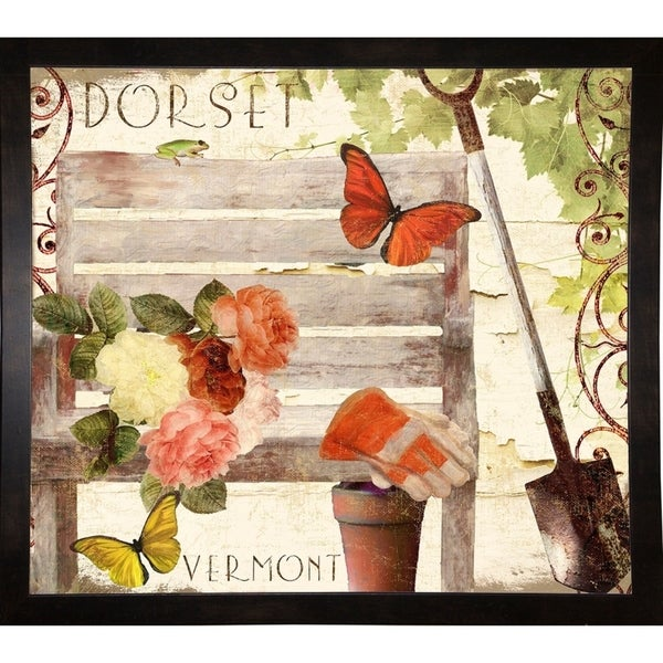 """Vermont Summer IV-COLBAK127610 Print 22""""x25"""" by Color Bakery"""