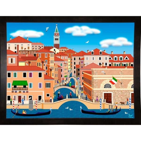 "Dream of Venice-MARFRO93677 Print 24.5""x32.5"" by Mark Frost"