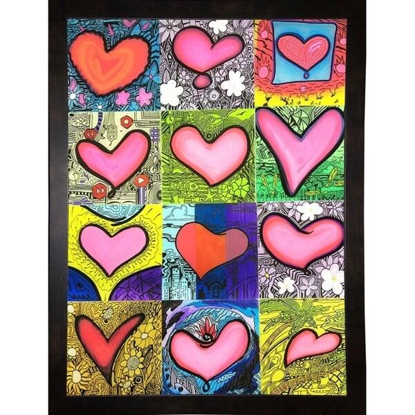 "Art Throb 8-MARNAS138103 Print 13.5""x10"" by Martin Nasim"
