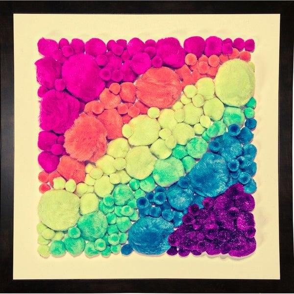"""Cottonballs-MATCRU140276 Print 11.5""""x11.5"""" by Matt Crump"""