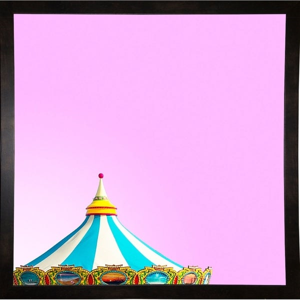 "Candy Carousel 2-MATCRU140248 Print 11.25""x11.25"" by Matt Crump"