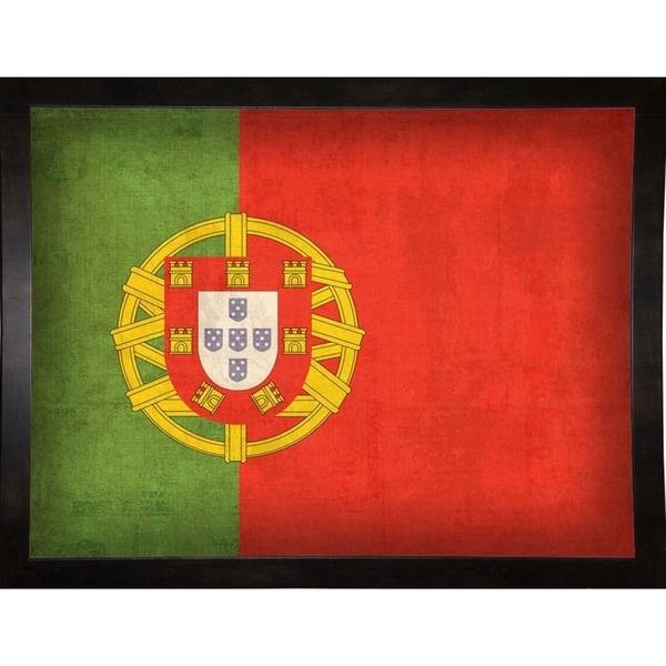 "Portugal-BOWMAN117871 Print 11.25""x15"" by Red Atlas Designs"