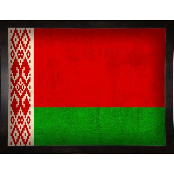 "Belarus-BOWMAN117851 Print 11.25""x15"" by Red Atlas Designs"