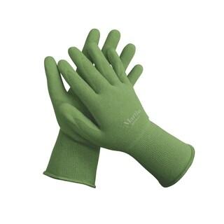 Martha Stewart Reusable All-Purpose Non-Slip Washable Nitrile Coated Gloves - Small