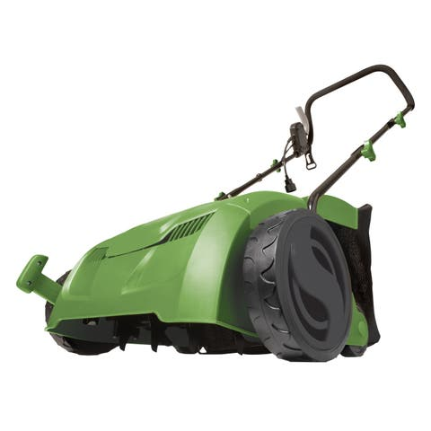 Martha Stewart MTS-DTS13 Electric 5-Position Scarifier and Lawn Dethatcher