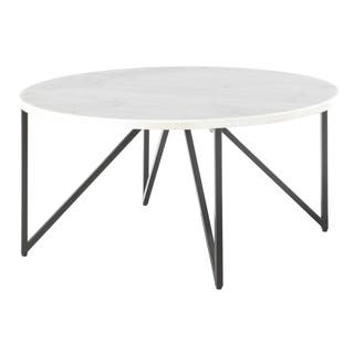 Enjoyable Buy White Round Coffee Tables Online At Overstock Our Lamtechconsult Wood Chair Design Ideas Lamtechconsultcom