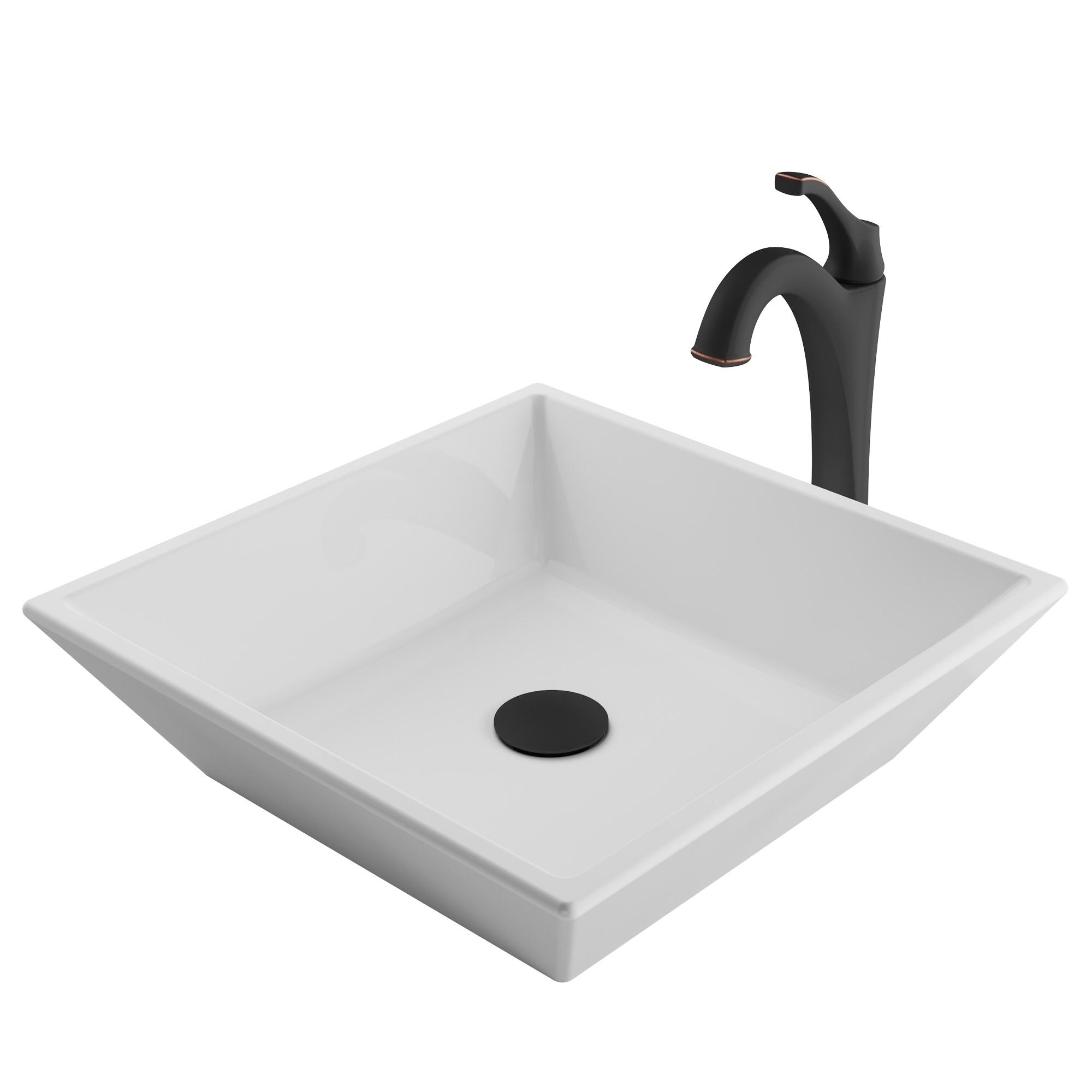 Set C Kcv 125 1200 White Ceramic