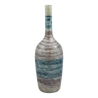 Aurelle Home Marbled Modern Vase