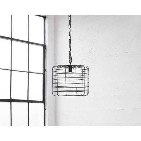 Aurelle Home Industrial Style Pendant Lamp