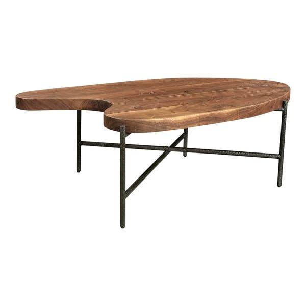 48 X 48 Coffee Table.Shop Aurelle Home Azla Solid Wood Modern Coffee Table 16 X 48 X