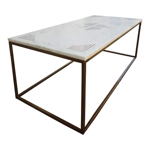 Material Coffee Table.Buy Marble Coffee Tables Online At Overstock Our Best Living Room