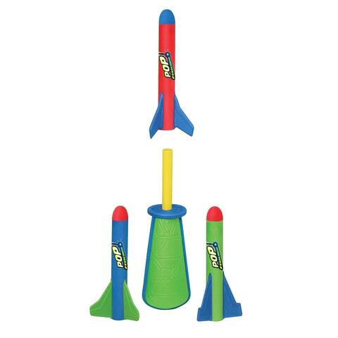Zing Blast Off Pop Rockets, 3 Sets