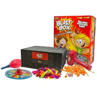 Zing Blast Box, Balloon Explosion Game