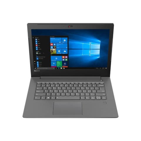 "Lenovo V330-14ARR 81B1001FUS 14"" Notebook - 1920 x 1080 - Ryzen 3 2200 - 4 GB RAM - 500 GB HDD - Iron Gray"