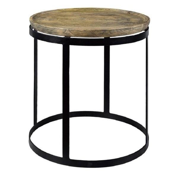 Crestview Bengal Manor End Table