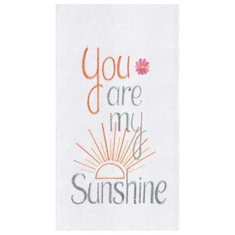 Sunshine Towel Set of 2