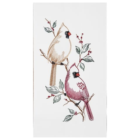 Cardinals Towel Set of 2