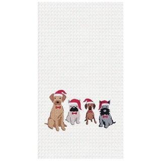Dog Santa Hats Set of 2
