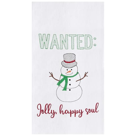 Jolly Happy Soul Towel Set of 2