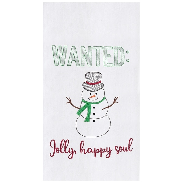 Jolly Happy Soul Towel Set of 2