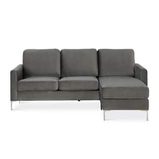 Buy Grey Blue Sectional Sofas Online At Overstock Our