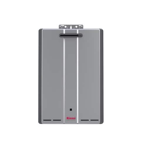 Rinnai RUR160eP Super High Efficiency Plus Outdoor Liquid Propane 160,000 BTU 9 GPM Tankless Water Heater