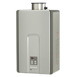 Rinnai RL94iN High Efficiency Plus Indoor Natural Gas 199,000 BTU 9.4 GPM Tankless Water Heater