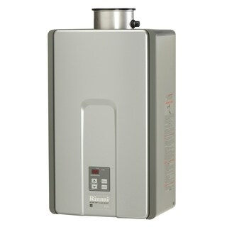 Rinnai RL94iN High Efficiency Plus Indoor Natural Gas 199,000 BTU 9.4 GPM Tankless Water Heater