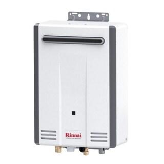 Rinnai V53DeP High Efficiency Outdoor Liquid Propane 120,000 BTU 5.3 GPM Tankless Water Heater