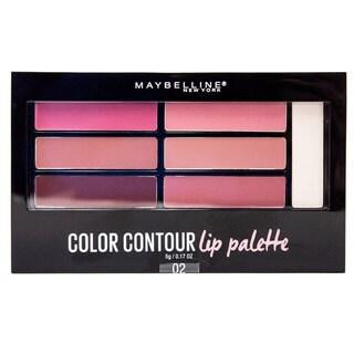 Maybelline Lip Studio Color Contour Lip Palette Blushed Bombshell