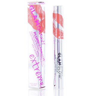 GlamGlow Plumprageous Extreme Gloss Lip Plumper Treatment Screen Kiss
