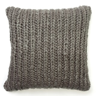 Cottage Home Kelly Knit Cotton 20 Inch Throw Pillow