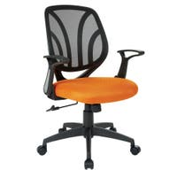 Armless Ergonomic Chairs Office Conference Room Chairs Overstock Com
