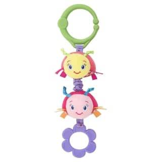 Bright Starts Shimmy Shakers Take-Along Toy - Ladybug