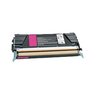 1PK Compatible C5200MS Magenta Toner Cartridge for Lexmark C520 (Pack of 1)