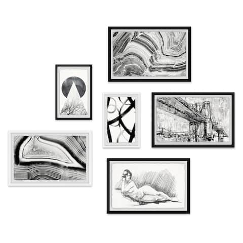 Marmont Hill - Handmade Esoteric Hexaptych