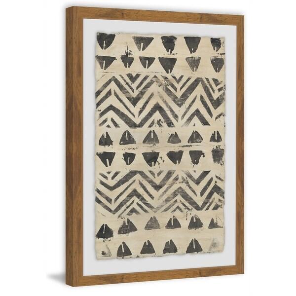 Marmont Hill - Handmade Pattern Bazaar III Framed Print. Opens flyout.