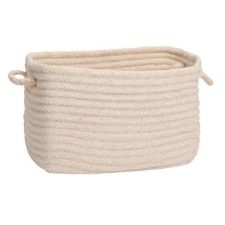 Copper Grove Ilok All Natural Cream Basket