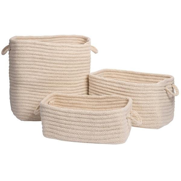 Ellington All Natural 3-Piece Basket Set - Natural