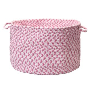 "Daybreak Kid's Basket - Passion Pink 14""x14""x10"""