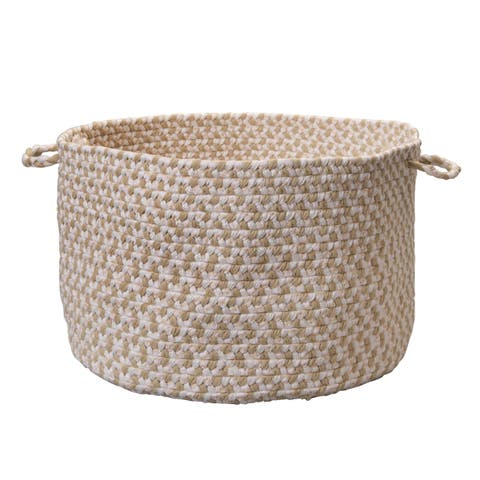 "Taylor & Olive Sangam Natural Kid's Basket - 8"" x 12"""