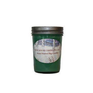 Cove House Candle Co Reindeer Poo Pure Soy Jar Candle