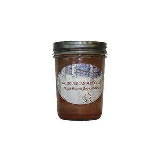 Cove House Candle Co Hot Cocoa  Pure Soy Jar Candle