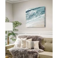 Ocean Detail -Gallery Wrapped Canvas