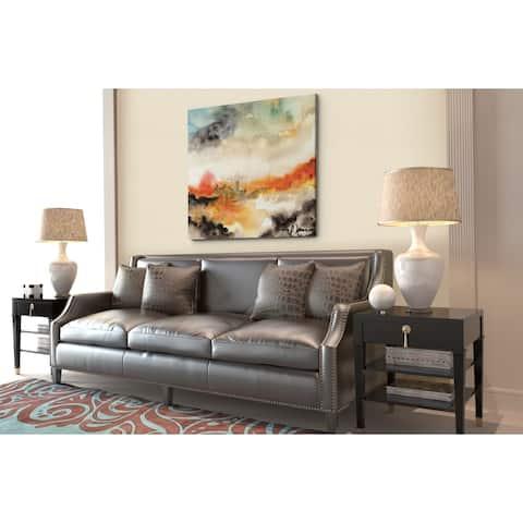 Acuarela I -Gallery Wrapped Canvas
