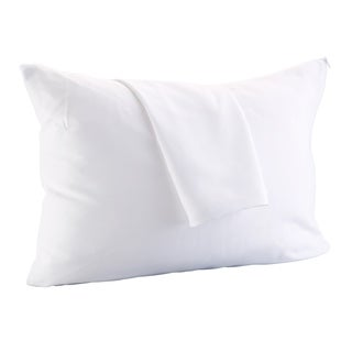 2 Pack Allergy Free Microfiber Pillow Protector Set