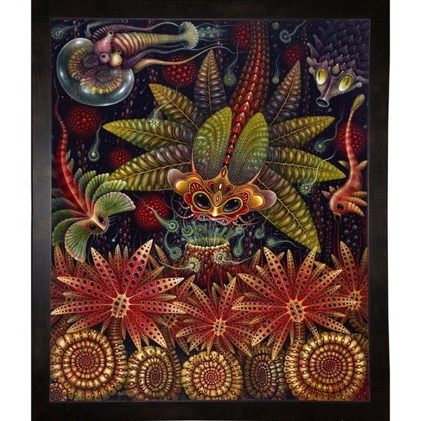 "Star Creatures Print 36""x30"" by Robert Connett -ROBCON272099"